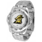 Appalachian State Mountaineers Sport Steel Band Men's Watch