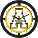 "Appalachian State Mountaineers Traditional 12"" Wall Clock"