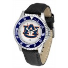 Auburn Tigers Competitor Men's Watch by Suntime