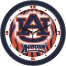 """Auburn Tigers 12"""" Dimension Wall Clock"""