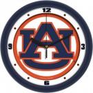 """Auburn Tigers Traditional 12"""" Wall Clock"""