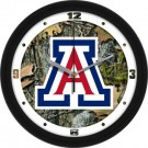 "Arizona Wildcats 12"" Camo Wall Clock"