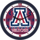 "Arizona Wildcats 12"" Dimension Wall Clock"