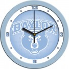 "Baylor Bears 12"" Blue Wall Clock"