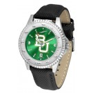Baylor Bears Competitor AnoChrome Men's Watch with Nylon/Leather Band by