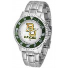 Baylor Bears Competitor Watch with a Metal Band