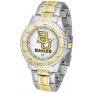 Baylor Bears Competitor Two Tone Watch by