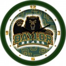"Baylor Bears 12"" Dimension Wall Clock"