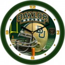 "Baylor Bears 12"" Helmet Wall Clock"