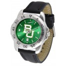 Baylor Bears Sport AnoChrome Men's Watch with Leather Band