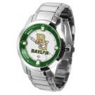 Baylor Bears Titan Steel Watch by