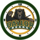 "Baylor Bears Traditional 12"" Wall Clock"