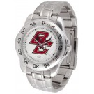 Boston College Eagles Sport Steel Band Men's Watch