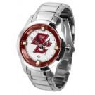 Boston College Eagles Titan Steel Watch by