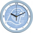 "Bowling Green State Falcons 12"" Blue Wall Clock"