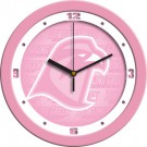 "Bowling Green State Falcons 12"" Pink Wall Clock"