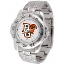 Bowling Green State Falcons Sport Steel Band Men's Watch