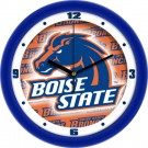 "Boise State Broncos 12"" Dimension Wall Clock"