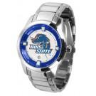 Boise State Broncos Titan Steel Watch