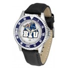 Brigham Young (BYU) Cougars Competitor Men's Watch by Suntime