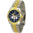 Brigham Young (BYU) Cougars Executive AnoChrome Men's Watch by