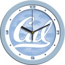 "California (UC Berkeley) Golden Bears 12"" Blue Wall Clock"