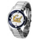 California (UC Berkeley) Golden Bears Titan Steel Watch by
