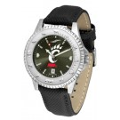 Cincinnati Bearcats Competitor AnoChrome Men's Watch with Nylon/Leather Band