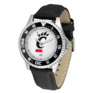 Cincinnati Bearcats Competitor Men's Watch by Suntime