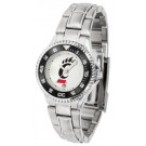 Cincinnati Bearcats Competitor Ladies Watch with Steel Band