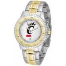 Cincinnati Bearcats Competitor Two Tone Watch