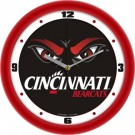 "Cincinnati Bearcats 12"" Dimension Wall Clock"