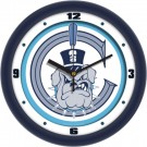 "Citadel Bulldogs Traditional 12"" Wall Clock"