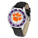 Clemson Tigers Competitor Men's Watch by Suntime