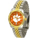 Clemson Tigers Executive AnoChrome Men's Watch by