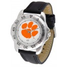 Clemson Tigers Gameday Sport Men's Watch by Suntime