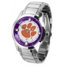Clemson Tigers Titan Steel Watch