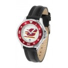 Central Michigan Chippewas Competitor Ladies Watch with Leather Band