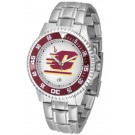 Central Michigan Chippewas Competitor Watch with a Metal Band