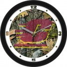 "Central Michigan Chippewas 12"" Camo Wall Clock"