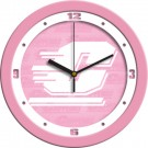 "Central Michigan Chippewas 12"" Pink Wall Clock"