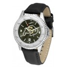 Colorado Buffaloes Competitor AnoChrome Men's Watch with Nylon/Leather Band