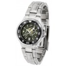 Colorado Buffaloes Competitor AnoChrome Ladies Watch with Steel Band and Colored Bezel