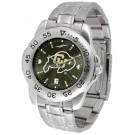 Colorado Buffaloes Sport Steel Band Ano-Chrome Men's Watch