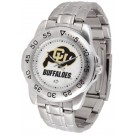 Colorado Buffaloes Sport Steel Band Men's Watch