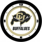 "Colorado Buffaloes Traditional 12"" Wall Clock"
