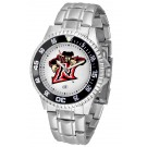 California State (Northridge) Matadors Competitor Watch with a Metal Band