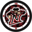 "California State (Northridge) Matadors 12"" Dimension Wall Clock"