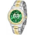 Colorado State Rams Competitor AnoChrome Two Tone Watch