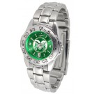 Colorado State Rams Sport AnoChrome Ladies Watch with Steel Band